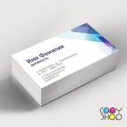 Шаблон визитки для предпринимателя
