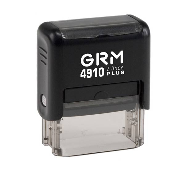 GRM 4910 Plus Штамп пластиковый