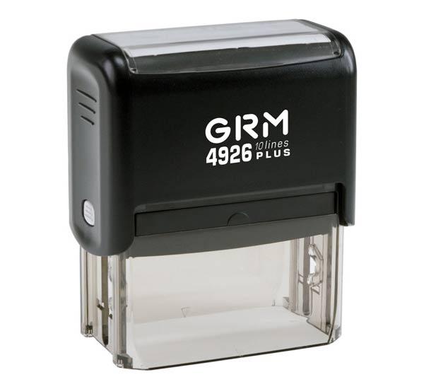GRM 4926 PLUS Штамп пластиковый Санкт-Петербурге