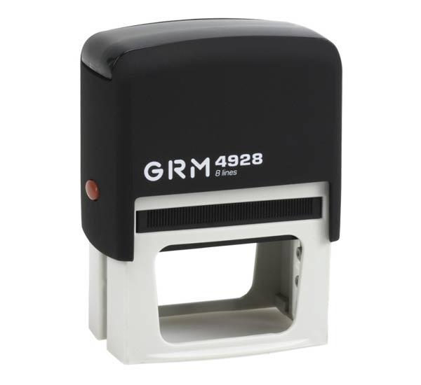 GRM 4928 Штамп пластиковый