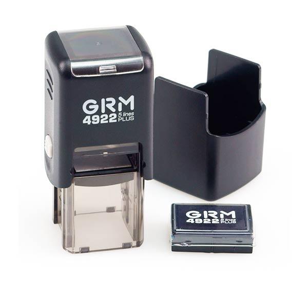 GRM 4922 plus Автоматическая оснастка для печатей и штампов