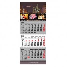 """Календарь с фото 2017 """"Город"""""""